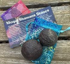 Moqui Shamans Stones Bonded Pair Medium - $40.41