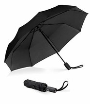 Repel Windproof Travel Umbrella with Teflon Coating - $29.77