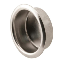 Prime Line 3/4 in. Satin Nickel, Closet Door Finger Pull (4-pack)  - $7.95