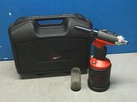 Jupiter Pneumatics Air / Hydraulic Rivet Gun w/ Case JP-380R-RT Parts/Re... - $759.00
