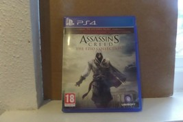 Assassin's Creed: The Ezio Collection (Sony PlayStation 4, 2016) - $8.74