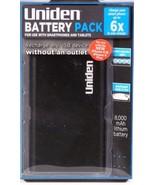 Uniden 8000mAh Portable power pack 36 hours talk time - $39.04
