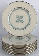 Lenox CHARMAINE C512 set of 8 bread and butter plates - $40.00