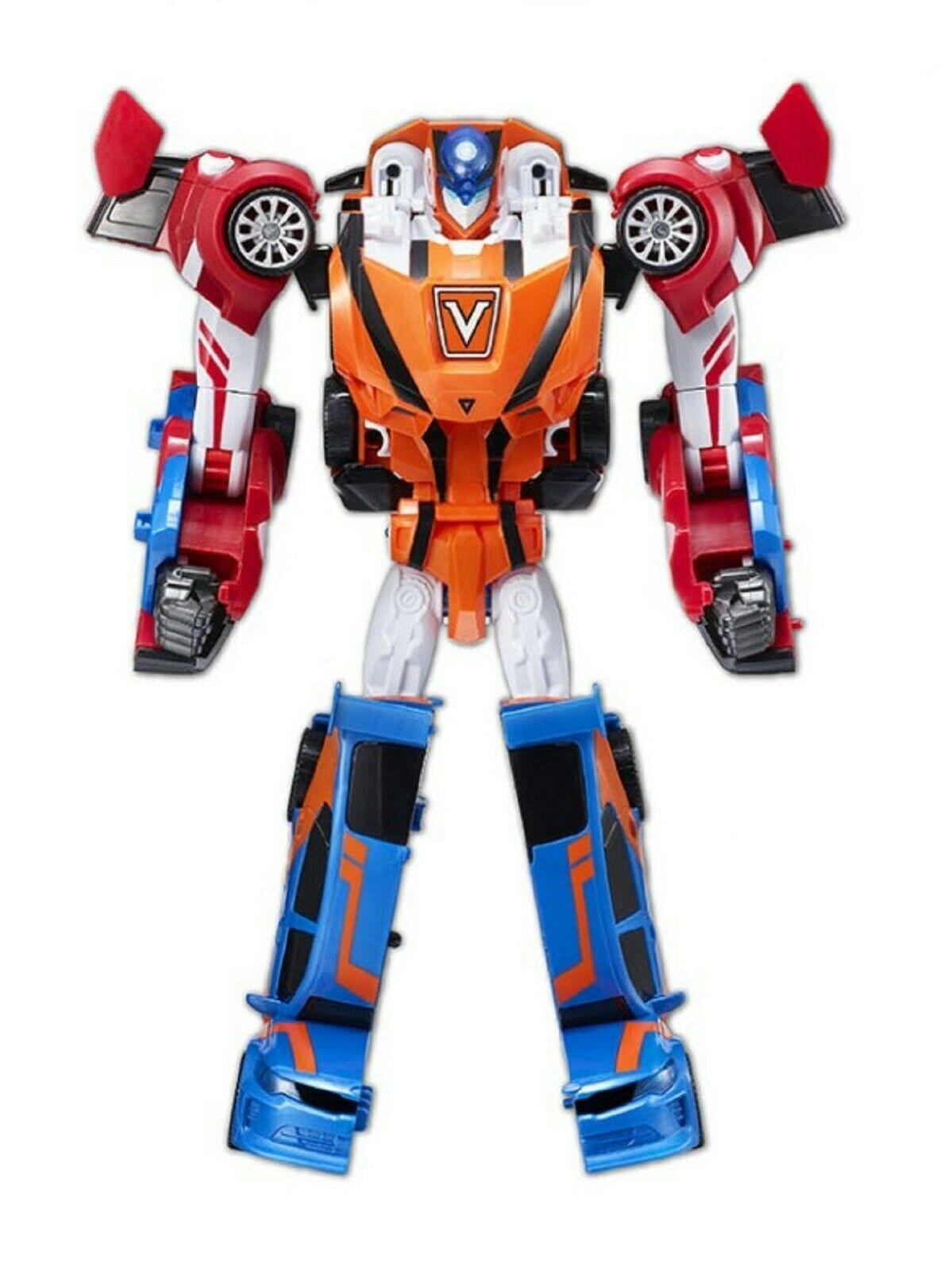 Tobot V Grand Champion Transformation Action Figure