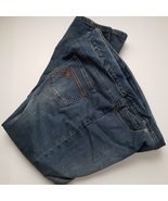 Women With Control Jeans My Wonder Denim Pull On 12P Petite Blue  - $15.00