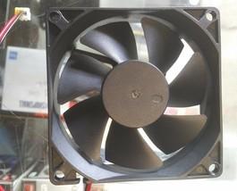 AAA  Cooling Fan 12VDC 8025S 7 Blades  80x80x25mm 3 1/8in x3 1/8 in x 1in image 2