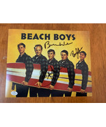 THE BEACH BOYS WILSON LOVE JARDINE Hand Signed Autographed 8 x 10 Photo ... - $121.30