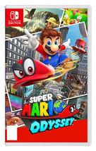 Super Mario Odyssey (Nintendo Switch, 2017) Brand New Sealed - $72.58