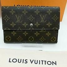 Louis Vuitton Porte Tresor Etui Papiers Trifold Wallet - japan - $277.20