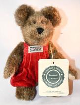 Boyds Bears & Friends: Clark S Bearhugs - 6 Inch Plush Bear - Investment - $14.78