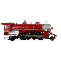Hallmark 2009 NIB-DB Lionel Trains #14 Holiday Red Mikado Locomotive Ornament - $64.95