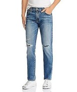 S.M.N. Studio BAKER Hunter Straight Slim Fit Jeans, US 33x33 - $102.91