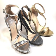 ea067c9efae Jessica Simpson Rayli High Heel Ankle Strap Sandals Choose Sz Color -   53.10+ · Add to cart · View similar items