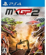 PS4 MXGP2 The Official Motocross Videogame Japan Japanese Game - $46.76