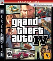 Grand Theft Auto IV - PlayStation 3 [PlayStation 3] - $11.39