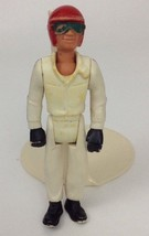 """Fisher Price 3.5"""" Evel Knievel Action Figure Vintage 1975 Replacement 70... - $9.85"""