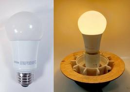 LOT OF 4 LED A19 Light Bulb - Medium Base - 9.5W - $7.91