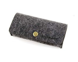 Fashion Felt Glasses Case Protection and Storage Reading Glasses and Most Glasse - $14.78