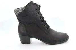 Women's Umberto Raffini Boots Sophie 44 Black Women's Size EU 37 () 4976 - $80.00