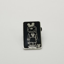 Disney Pin 2008 Hidden Mickey 4 of 5 Ear Hat Fan Girl - $6.80