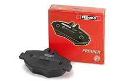 FDB1676U FERODO NEW REAR BRAKE PADS MINI COOPER S - $24.75