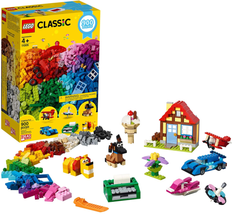 LEGO Classic Creative Fun 11005 Building Kit (900 Pieces) NEW EXPEDITED ... - $39.99