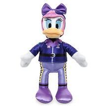 "Disney 10"" Daisy Duck Plush Mickey and the Roadster Racers New with Tags - $8.27"