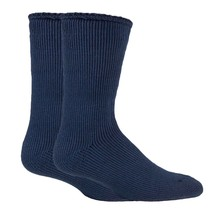 Heat Force - 2 Pack Mens Winter Warm Thick Thermal Crew Socks, 3 Colours - $15.85