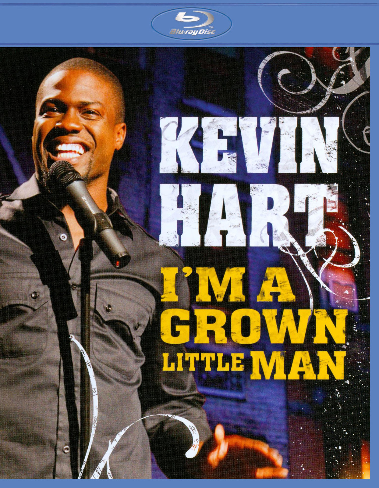 Kevin Hart : I'm a Grown Little Man (Blu-Ray Disc, 2010)