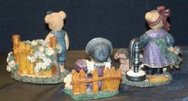 Berry Hill Bears AA-191984 Collectible Young ( 3 pieces ) image 5