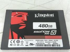 """FIX*Kingston SSDNow 300 SV300S37A/480G 2.5"""" SATA III 480GB SSD Solid Sta... - $46.80"""