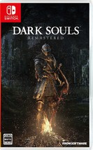 DARK SOULS REMASTERED - Nintendo Switch  - $52.37