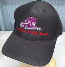 VTG Brothers Of The Road Big Rig Snapback Baseball Cap Hat Trucker  - $22.54