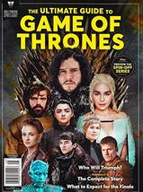 HOLLYWOOD SPOTLIGHT THE ULTIMATE GUIDE TO GAME OF THRONES Magazine 2019 ... - $7.78