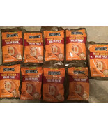 Lot Of 9 Hot Hands Hand Warmers (90 Pairs Total / 9 Bags) EXP 12/22 - $126.70