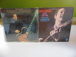 kenny burrell         2  jazz records - $17.99
