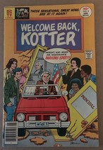 Welcome Back Kotter #2 DC Comic Book VG Condition 4.0 Condition - $6.29
