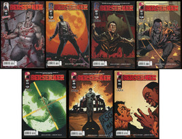 Berserker Comic Set 0-1-2-3-4-5-6 Lot Complete Cvr B Collection + NYCC V... - $25.00