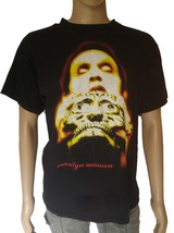 VTG 1997 Marilyn Manson T Shirt Sz Large Antichrist Superstar Concert To... - $217.44