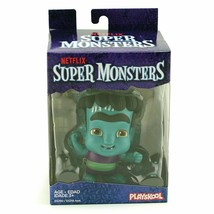 Netflix Super Monsters E5219 Frankie Mash Figure NIP new - $12.74