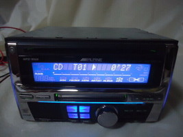 Alpine CD · MD deck MDA-W925JS MP3 / WMA compatible - $198.00