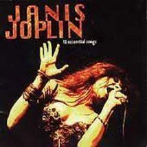 Janis Joplin  ( 18 Essential Songs  ) CD - $6.98