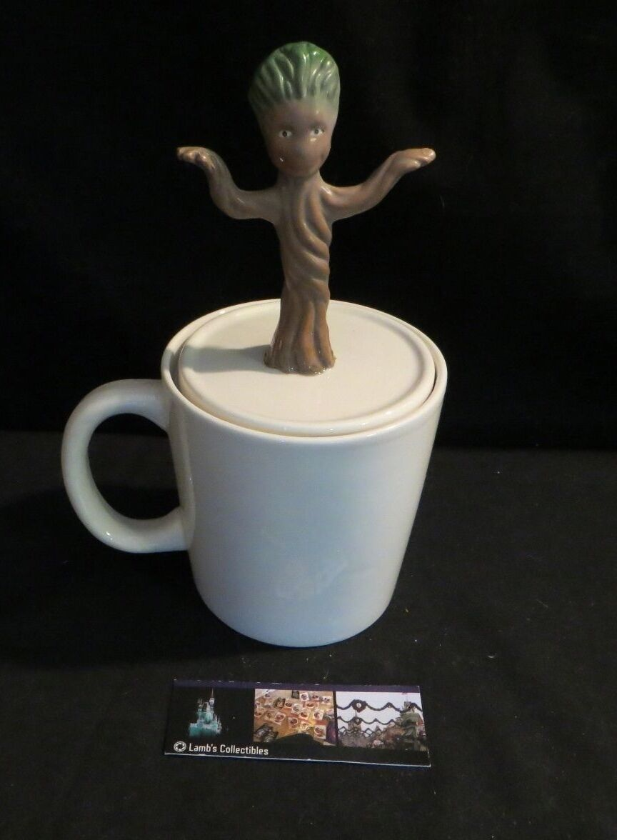 Primary image for Baby Dancing Groot Molded coffee mug Guardians of the Galaxy Marvel
