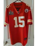 Nike Patrick Mahomes Kansas City Chiefs Super Bowl LV On Field Jersey - $89.09