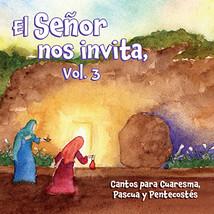 El Señor Nos Invita, Vol. 3 - CD