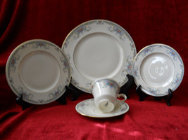 Royal Doulton Romance Juilet 5 piece place setting excellent condition - $32.62