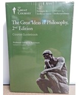 The Great Ideas of Philosophy Great Courses  and Guidebook Set - $52.22