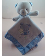 Carter's Child of Mine Blue Bear Hugs Rattle Se... - $26.72