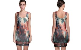 ICP Lets All Get High BODYCON DRESS FOR WOMEN - $22.99+