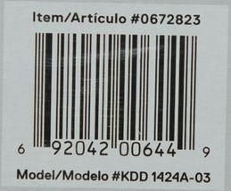 Kobalt 0672823 24v Max Brushless Compact Drill Driver Kit Cordless New in Box image 5
